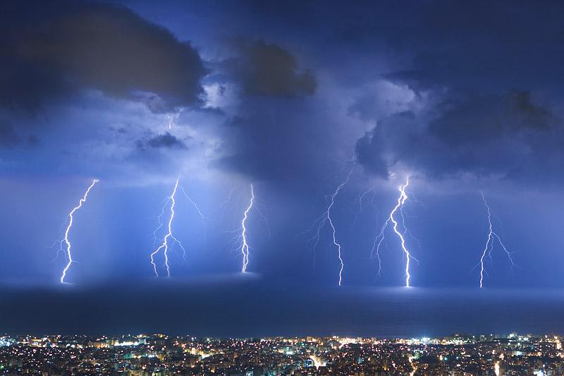 Beirut-thunder_storm