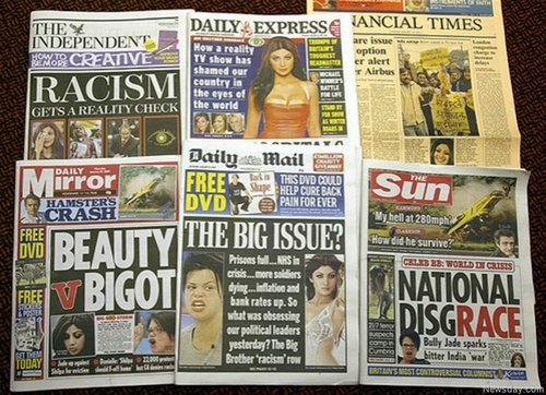 British-newspapers