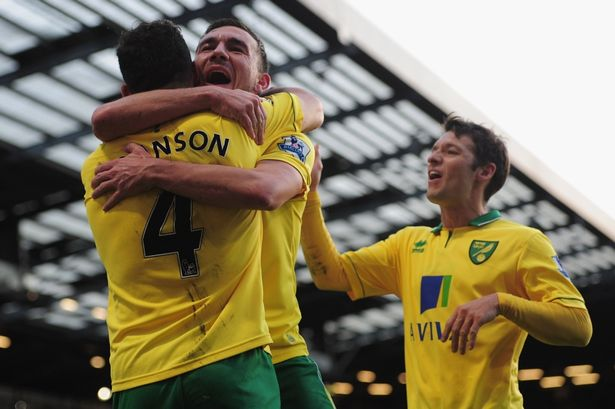 Norwich+City+v+Stoke+City+